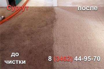 Особенности экстракторной чистки ковров